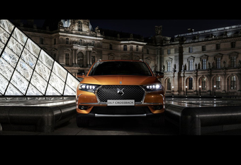 Autosalon Brussel 2018: DS (paleis 4) #1