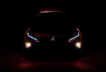 Autosalon Brussel 2018: Mitsubishi (paleis 6) #1