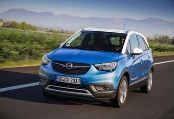 Opel au Salon de l'Auto de Bruxelles 2018 #1
