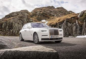 Rolls-Royce au Salon de l'Auto de Bruxelles 2018 #1