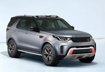 Autosalon Brussel 2018: Land Rover & Range Rover (paleis 6) #1