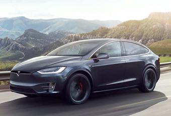 Tesla op het Autosalon van Brussel 2018 #1