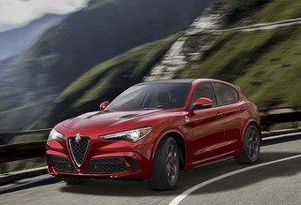 Alfa Romeo : un imposant SUV dans les cartons ! #1