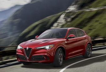 Alfa Romeo: imposante SUV op komst #1
