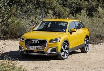 Audi Q2: binnenkort verlengd en elektrisch? #1