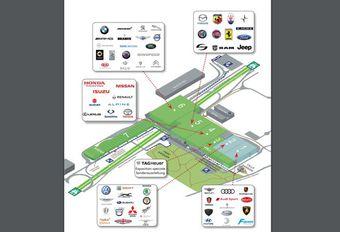 PSA : pas de Genève ni pour Opel ni pour DS #1