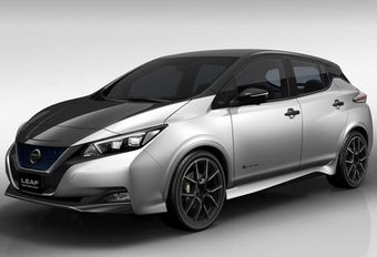 Nissan : une Leaf en tenue de sport dans les cartons ?  #1