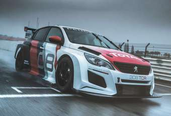 Peugeot : 350 ch pour la 308 TCR ! #1