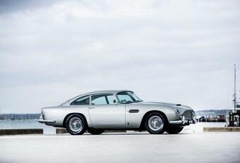 Koop eens een Aston Martin van een Beatle #1