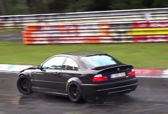 INSOLITE – Vidéo de drifts (interdits) sur le Nürburgring #1