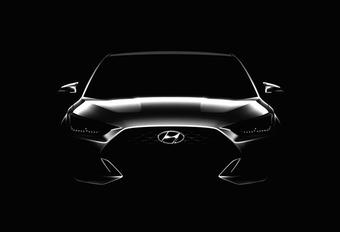 Ook nieuwe Hyundai Veloster krijgt hardcore N-variant #1