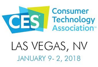 CES 2018 à Las Vegas – Toutes les nouveautés - UPDATE 12/01 #1