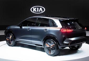 Kia Niro Hybrid en Plug-in Hybrid krijgen het gezelschap van elektrische variant #1