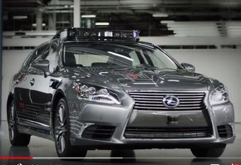 CES 2018 – Toyota : Platform 3.0 ou les avancées du véhicule autonome #1