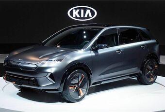 CES 2018 – Kia Niro EV: toekomstvisie #1