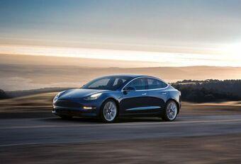 Tesla Model 3 : retard dans la production #1