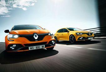 Renault : la nouvelle Mégane RS lâche ses prix #1