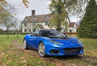 Lotus Evora GT410 Sport: de zoveelste evolutie #1