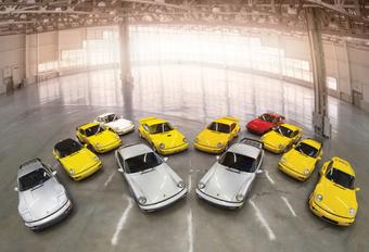 Leuke Porsche 911-collectie onder de hamer #1