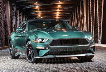 De vrolijke verrijzenis van de Ford Mustang Bullitt #1