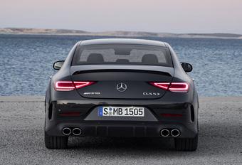 Hybride Mercedes-AMG CLS 53 heeft EQ Boost #1
