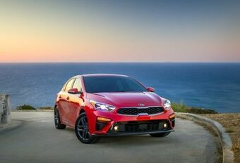 NAIAS 2018 – Kia Forte : mini-Stinger ? #1