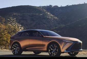 NAIAS 2018 – Lexus LF-1 Limitless : l'inspiration pour demain #1