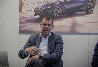 Salonbabbel met Robert Irlinger, ceo van BMW i #1