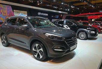 Hyundai merkt grote interesse voor benzine op autosalon #1