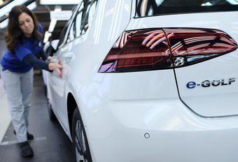 Volkswagen : chiffres de ventes record #1