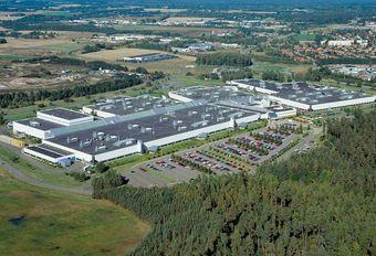 Volvo : toutes ses usines « propres » en 2025  #1