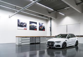 Abt maakt de Audi RS3 Sportback nog krachtiger #1
