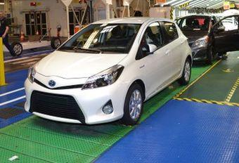 Toyota Valenciennes werft aan #1