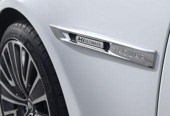 Jaguar XJ bereidt opvolging voor #1
