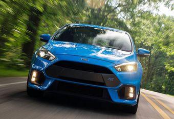 Focus RS : Ford prêt pour les réparations #1