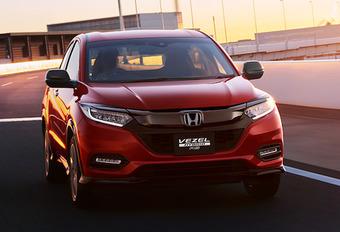 Honda : coup de jeune pour le HR-V #1