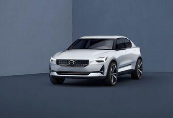 Volvo : le 1er modèle électrique, une berline compacte ? #1