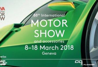 Autosalon Genève 2018: de premières #1