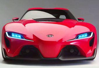 BMW en Toyota: meest bewonderde automerken ter wereld #1