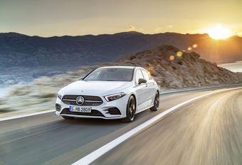 Gims 2018 - Mercedes Classe A : le luxe en classe compacte #1