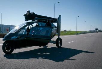 GimsSwiss – Pal-V stelt zijn helikopterauto voor in Genève #1