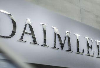 Daimler : un actionnaire chinois se profile...   #1