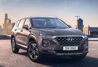 Nieuwe Hyundai Sante Fe is klaar voor zijn debuut #1