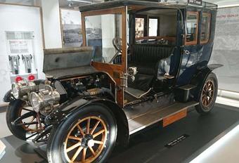 Reportage exclusif – Un musée familial pour les racines de Porsche #1