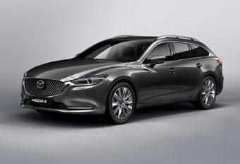 GimsSwiss - Mazda : le break 6 à Genève !  #1