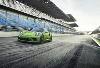Gims 2018 – Porsche 911 GT3 RS : fuite du restylage #1