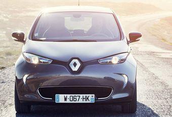Renault : bientôt une Zoé de 110 ch ? #1