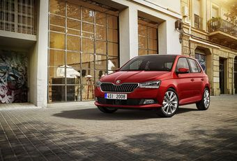 Gims 2018 – Škoda Fabia : facelift sans Diesel à Genève #1