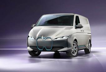 Wat als BMW een hybride bestelwagen zou maken? #1