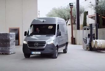 Mercedes Sprinter vernieuwd #1